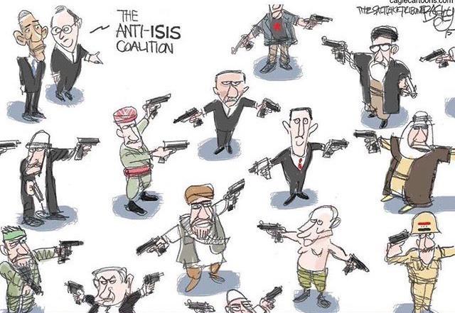 Az Iszlám Állam elleni koalíció