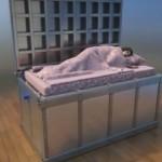 Kínai földrengésbiztos ágy