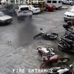 Béna parkolás