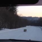 Mi a fene ez ott az út közepén?