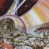 Lélegzetelállító űrvárosokat álmodtak a tudósok a hetvenes években