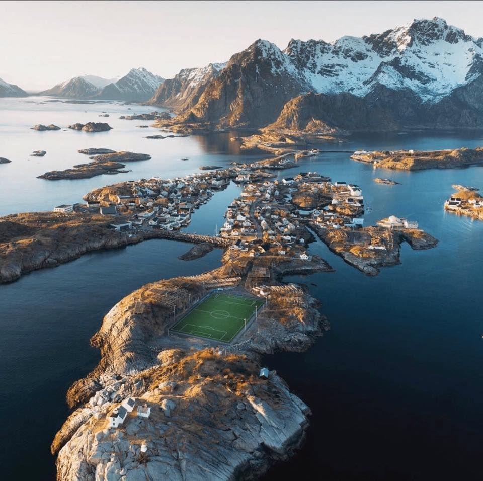 Talán ez a világ legszebb stadionja?