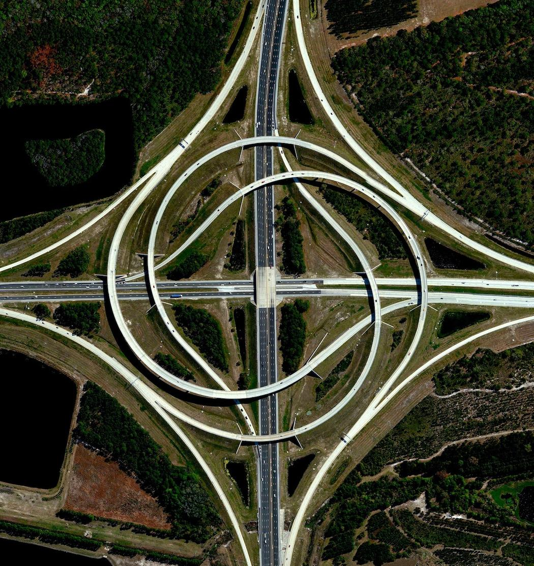 Floridai autópálya-csomópont