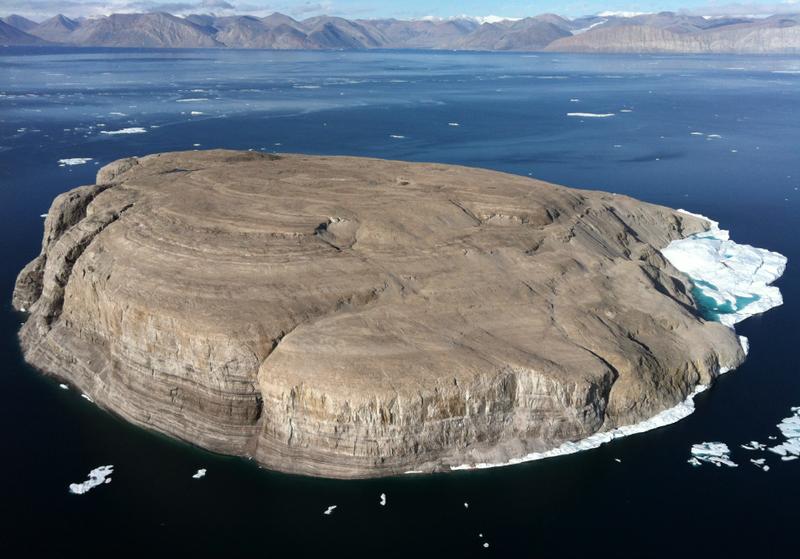 Hans-sziget (Fotó: Wikipédia)