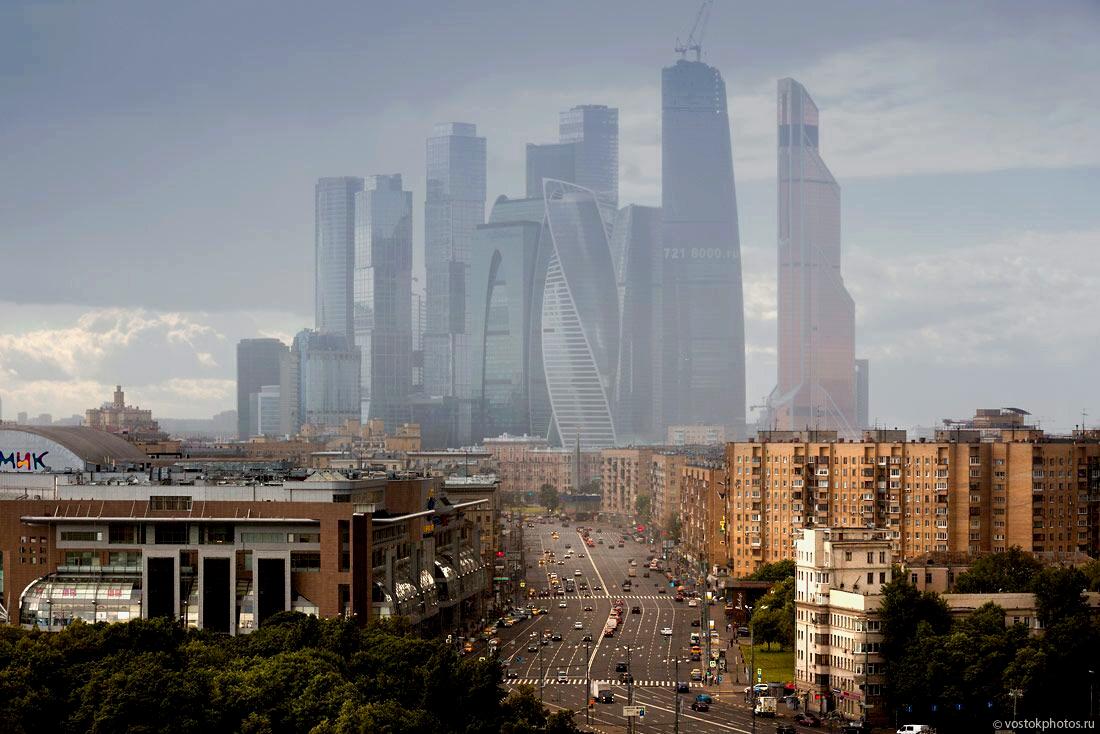 Moszkva, 2017