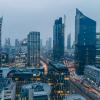 Varsó bámulatos felhőkarcolói