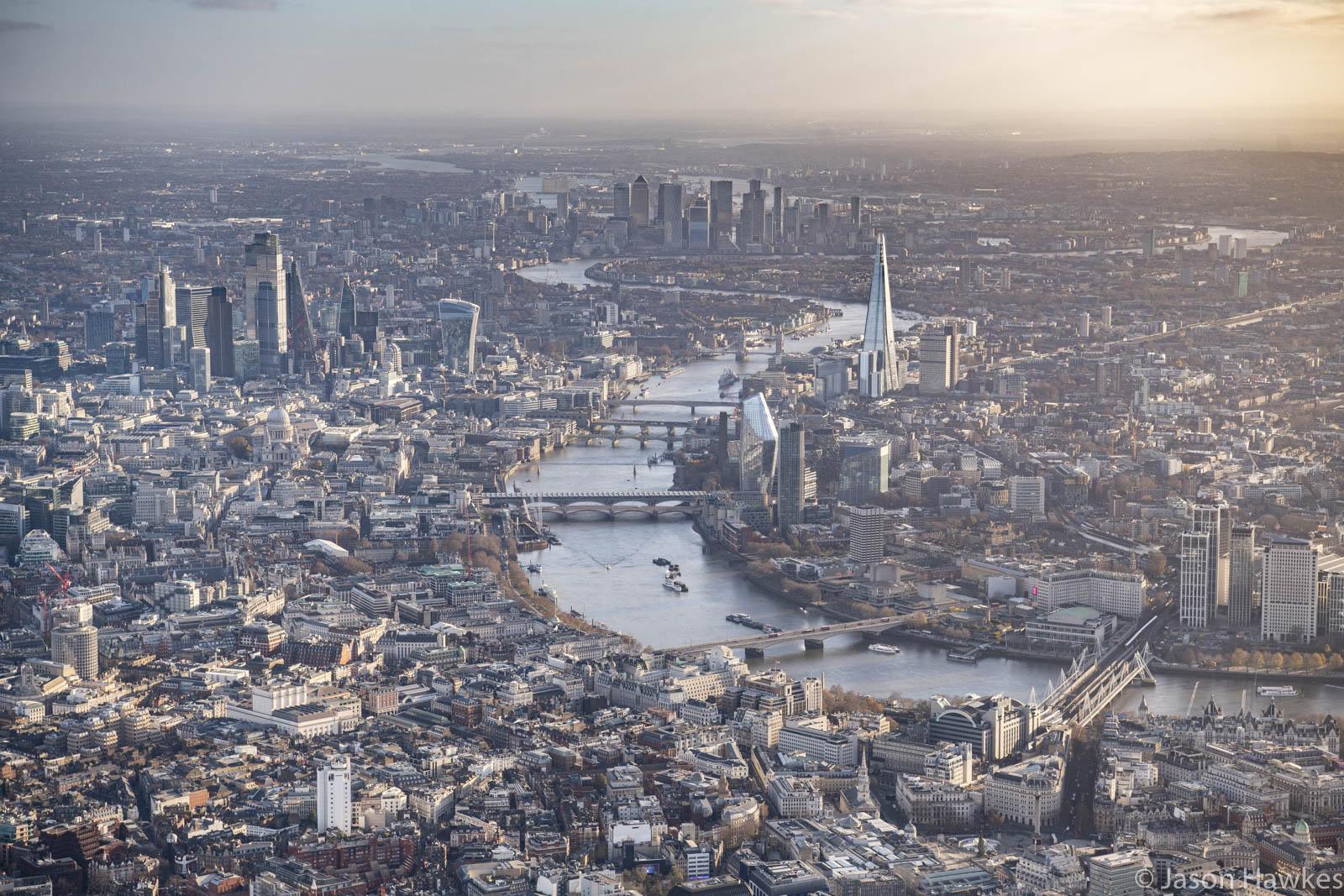 London légifotó