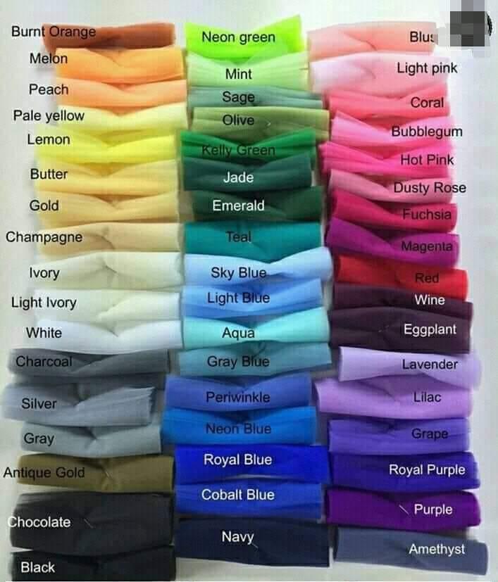Colors színek
